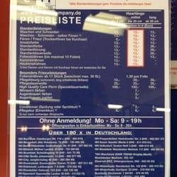 C M Friseur Closed Hair Salons Alte Holstenstr 76 Bergedorf