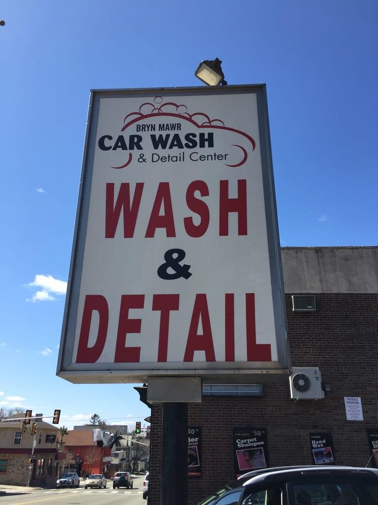 Bryn Mawr Car Wash
