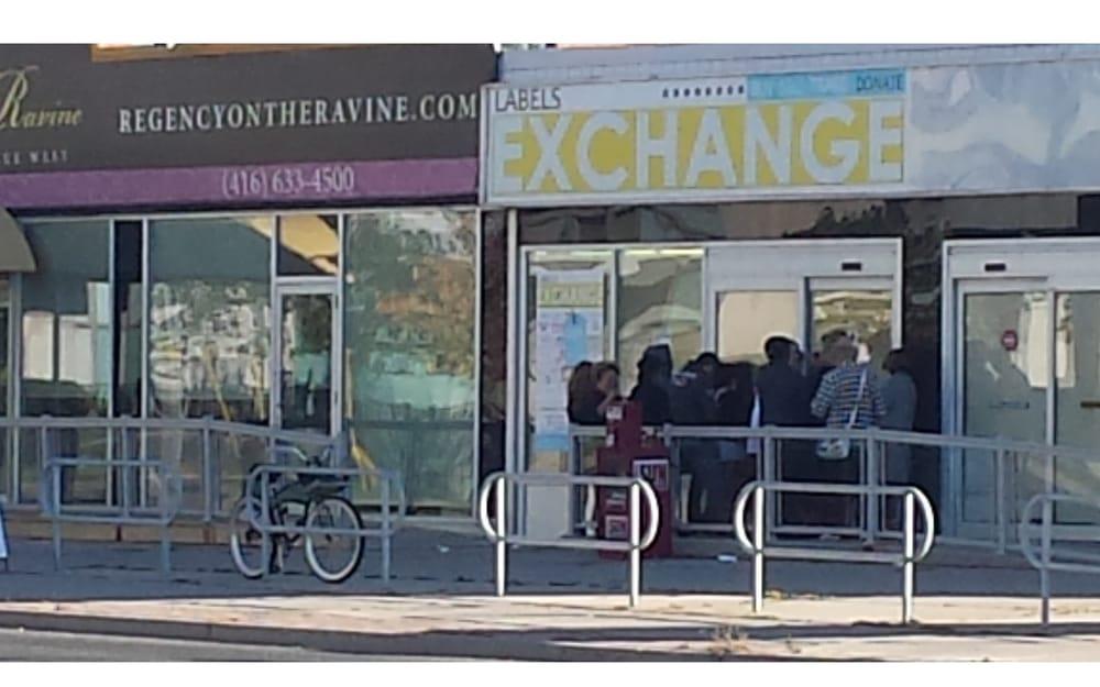 Labels exchange friperies v tements vintage et d p ts vente 3795 bathurs - Vente privee numero telephone ...