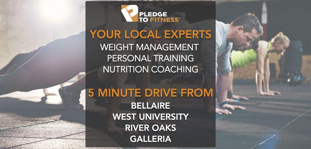 Pledge To Fitness