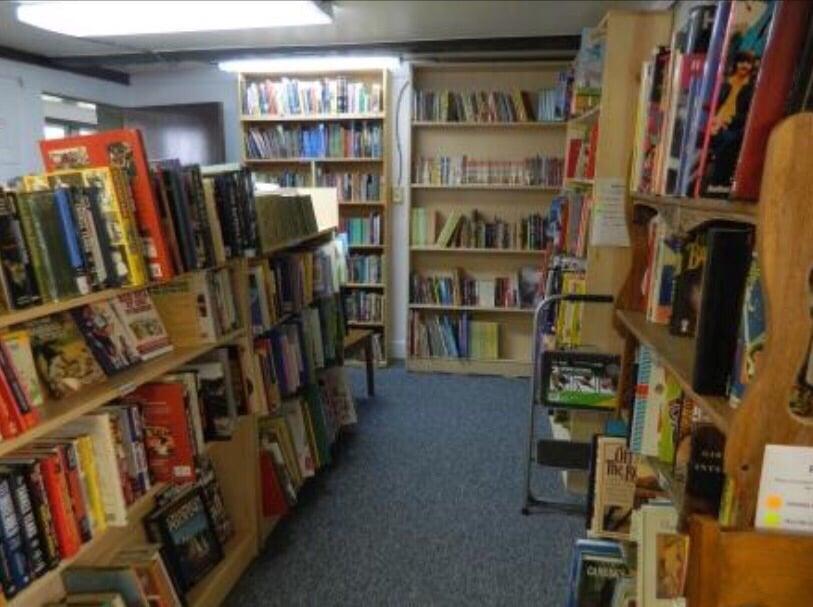 Little Shop of Books: 776 E Main St, Meriden, CT
