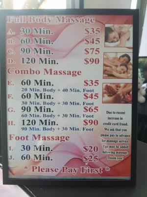Perfect Massage 1420 FM 1960 Bypass Rd E Ste 105 Humble, TX Massage