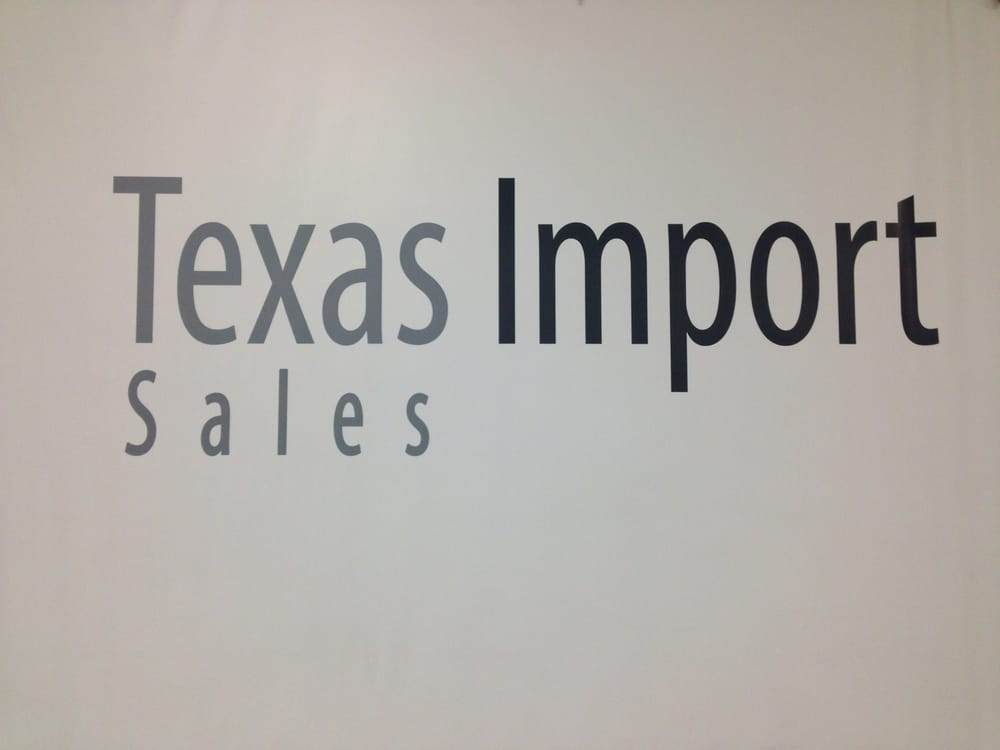 Van Bortel Aircraft Reviews >> Photos for Texas Import Sales - Yelp