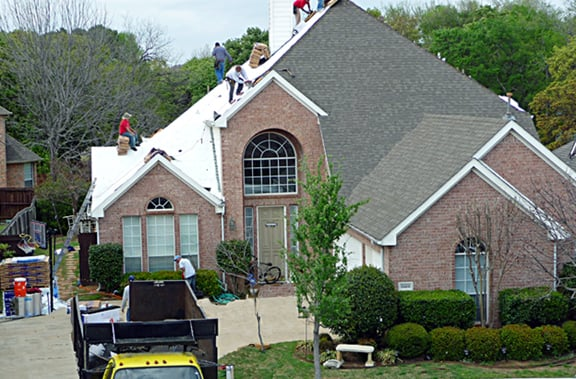 Photo Of DFW Dunrite Roofing   Richardson, TX, United States. Quality Work  And