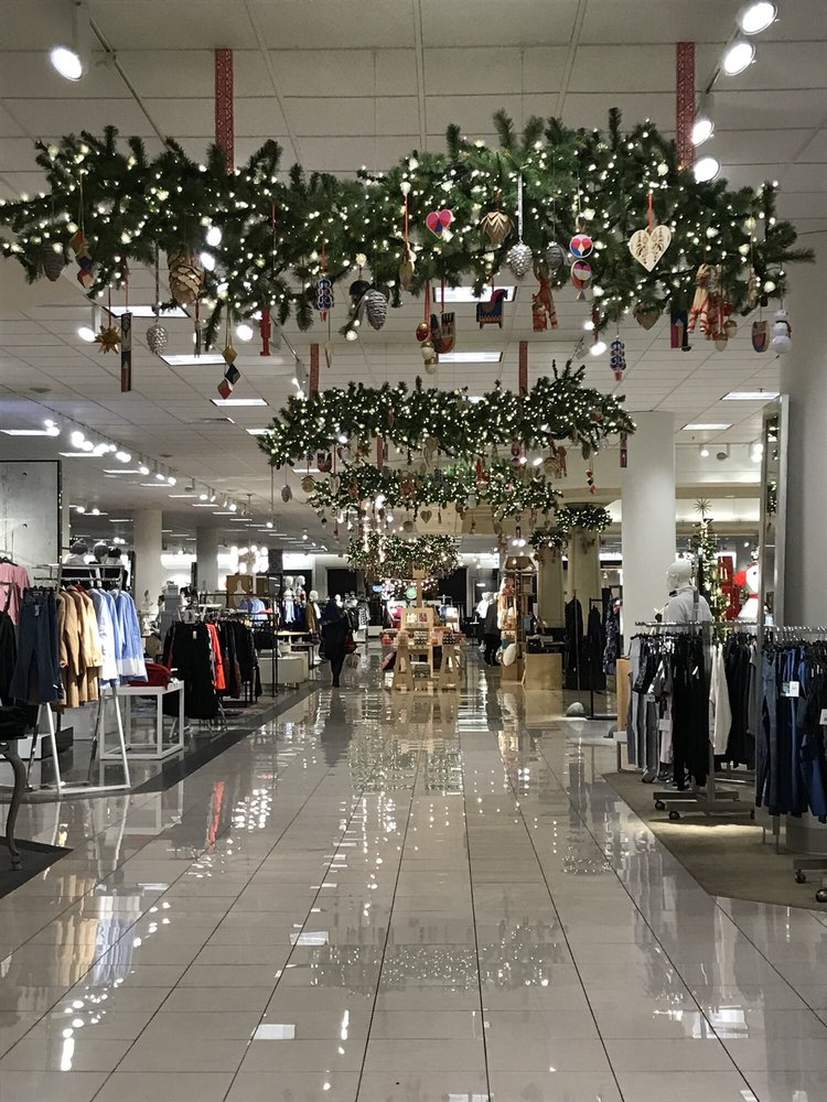 photo of nordstrom natick mall natick ma united states christmas decorations 2nd
