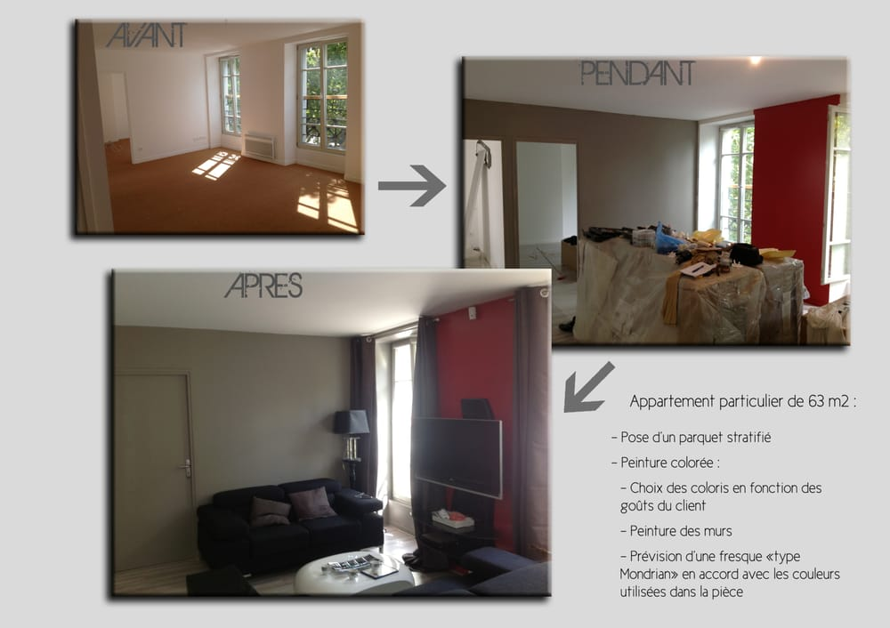 barbouilleurs cie imbianchini 3 cit de la roquette. Black Bedroom Furniture Sets. Home Design Ideas