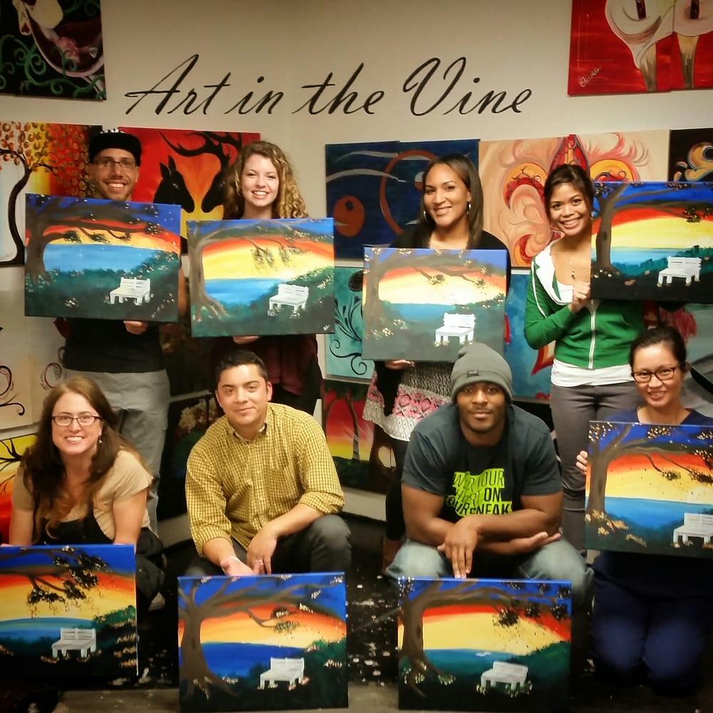 Art in the Vine
