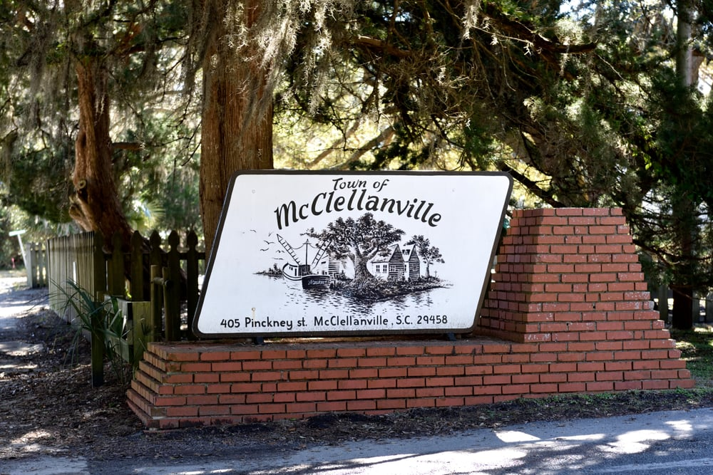 Town of McClellanville: Mc Clellanville, SC