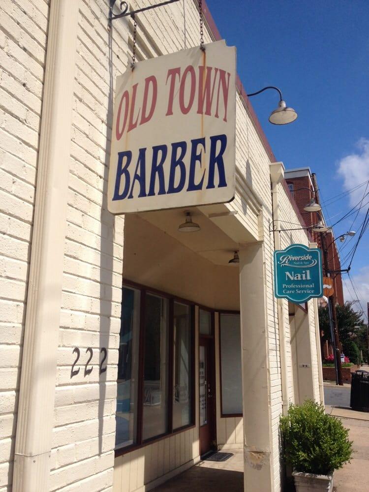 Old Town Barber Shop: 222 N Lee St, Alexandria, VA