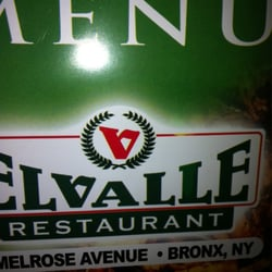 El Valle Restaurant Bronx Ny