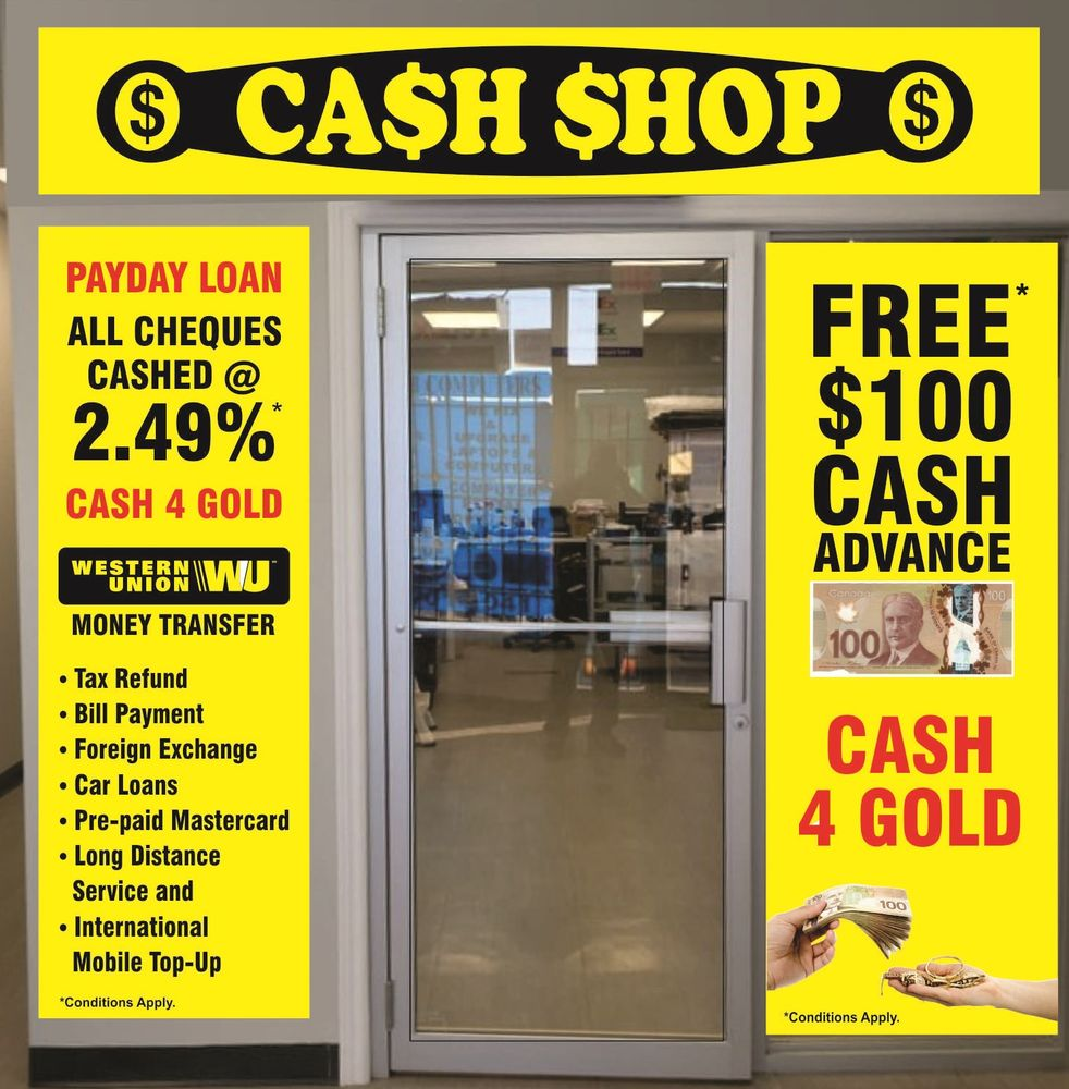 Payday loans 118 ave edmonton image 3