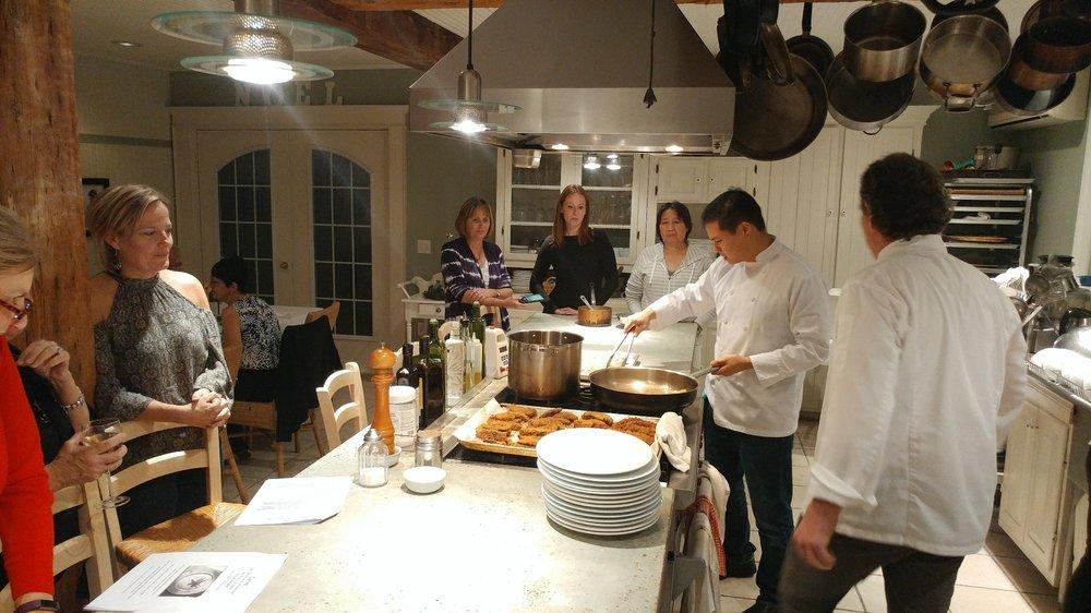 Cutrara's Kitchen Cooking Socials/ Cooking Classes