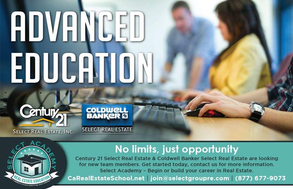 Select School of Real Estate - Contact Agent - Real Estate