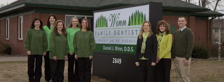 Winn Family Dentistry: 2849 County Hwy I, Chippewa Falls, WI