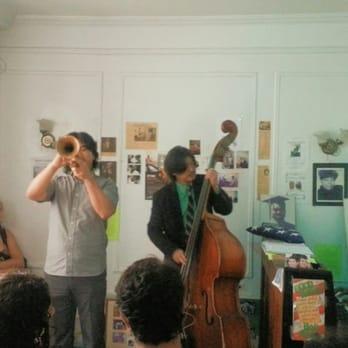 Photo Of Jazz At Marjorie Eliots