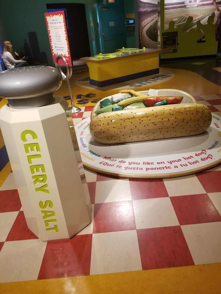 Image result for chicago hot dog chicago history museum