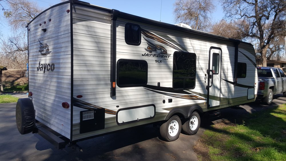 Bluestar RV Rental: 3400 Cottage Way, Sacramento, CA
