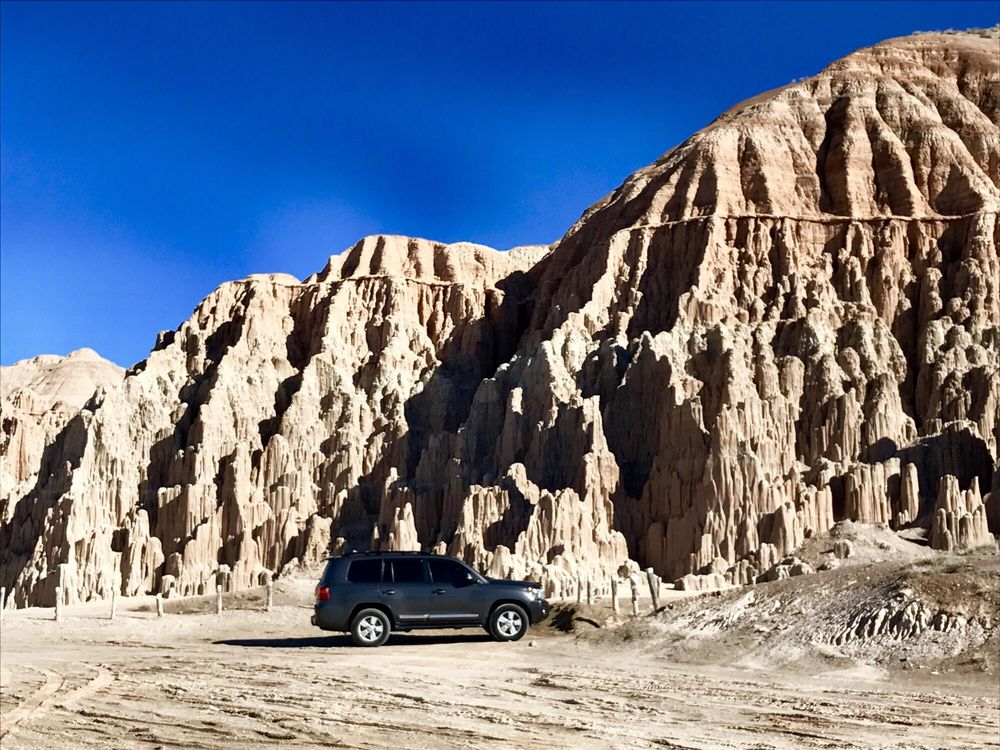 Cathedral Gorge State Park: Panaca, NV