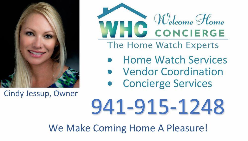 Welcome Home Concierge: 3273 Maple Hammock Dr, Sarasota, FL