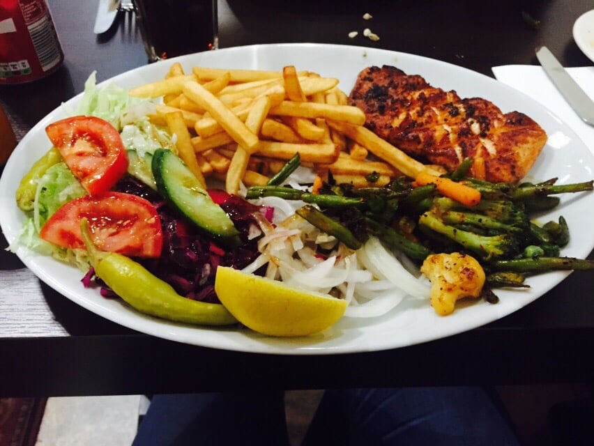 Gants Hill Restaurant Turkish