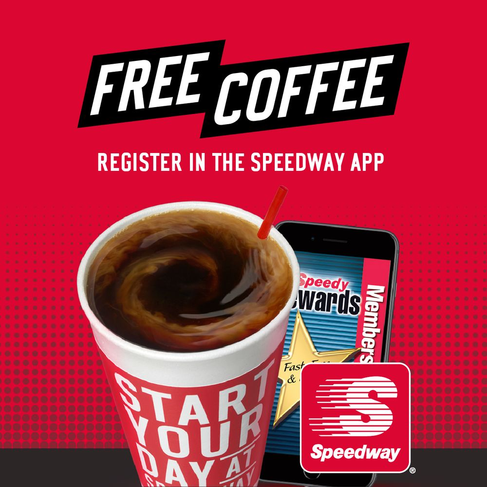 Speedway: 11531 East Washington St, Cumberland, IN