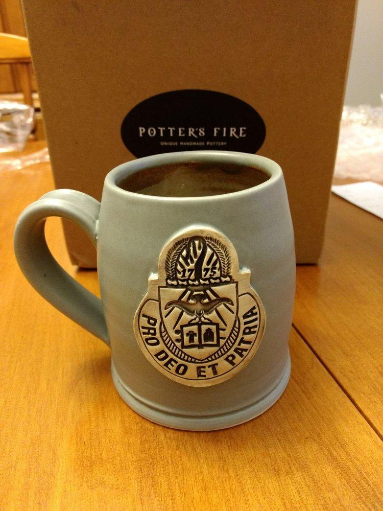 Potter's Fire: 797 B Center St, Herndon, VA