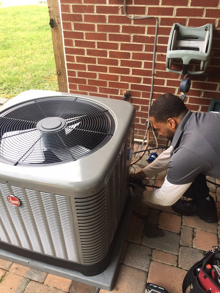 Residential Express Services Heating & Air Conditioning