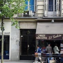 Sagasta7ChamberíMadrid Librerías Calle Galeón De El D2IYW9HEe