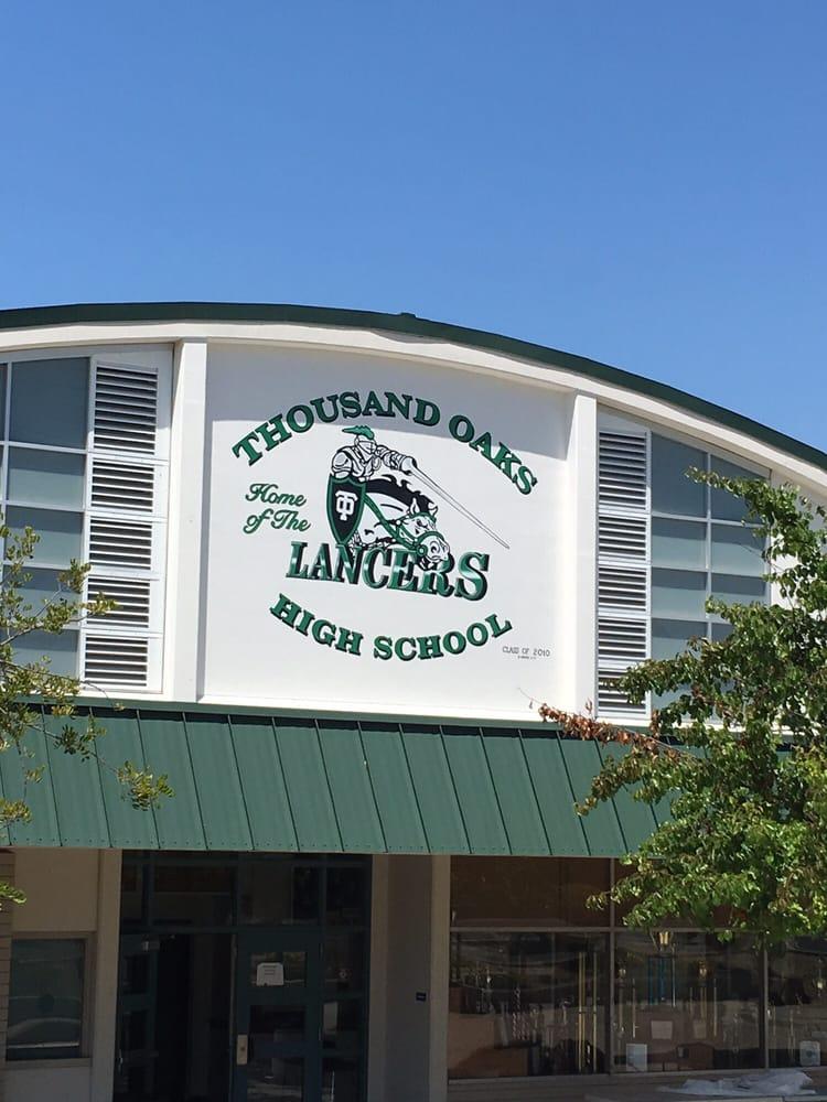 thousand oaks high school
