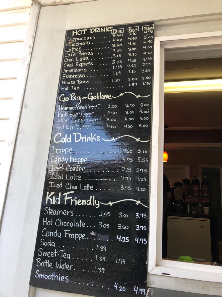 Jitter's Coffeehouse & Drive-Through
