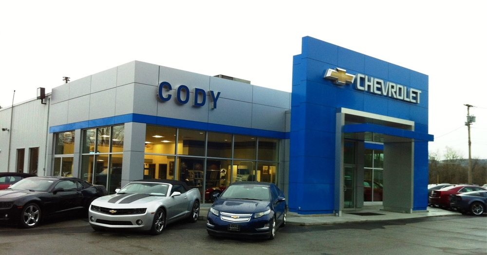 Cody Chevrolet Cadillac - Car Dealers - 364 River St ...