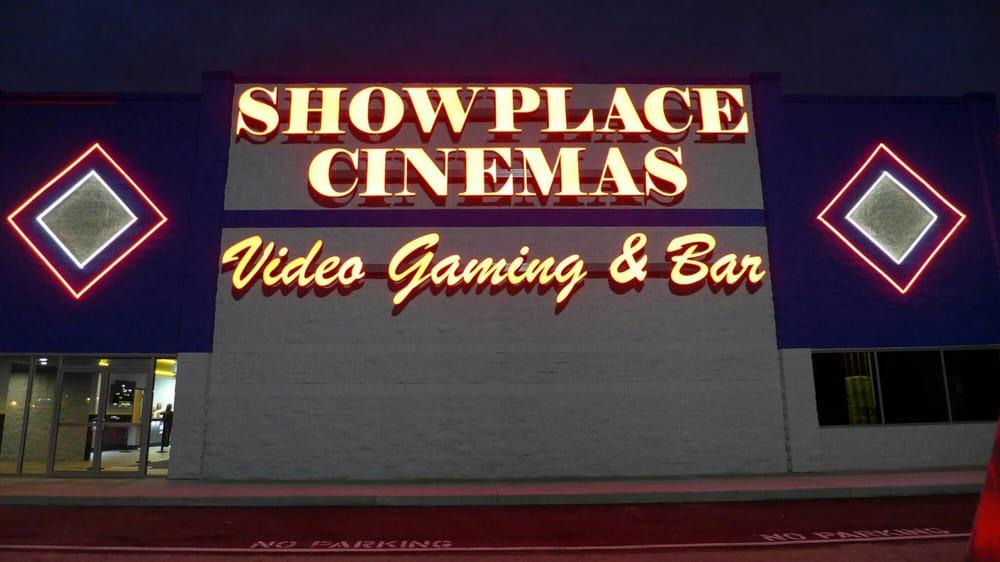 Showplace Cinemas: 701 N Commercial St, Harrisburg, IL