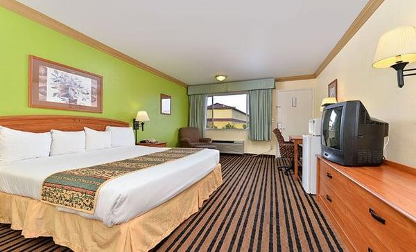 Americas Best Value Inn Vacaville Napa Valley