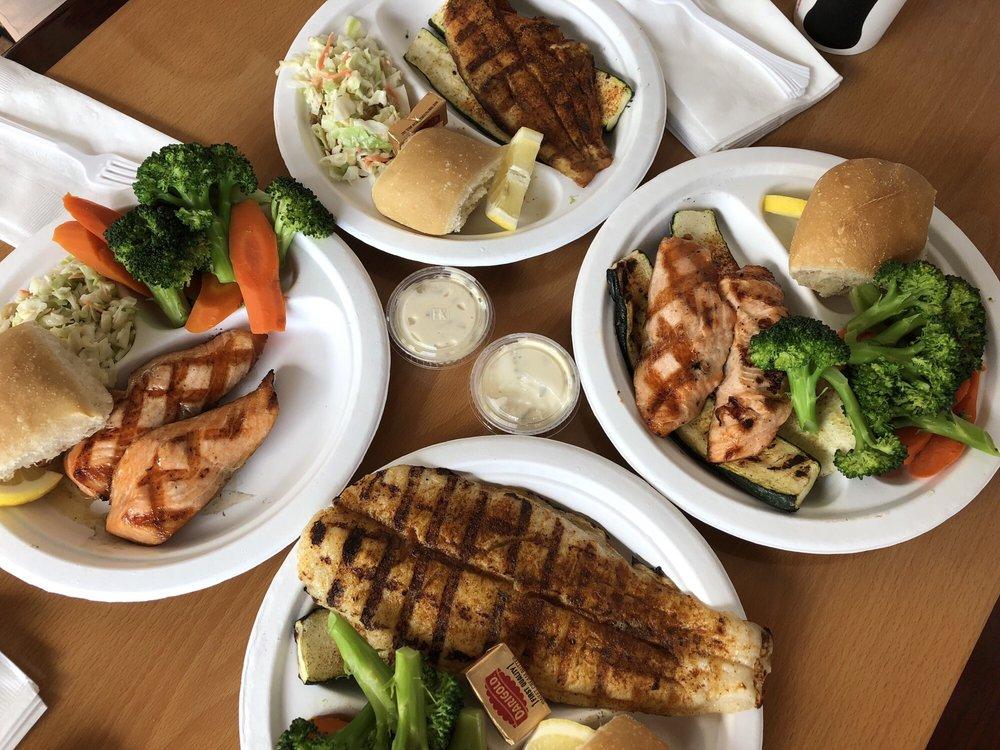 Food from Fish-O-Licious