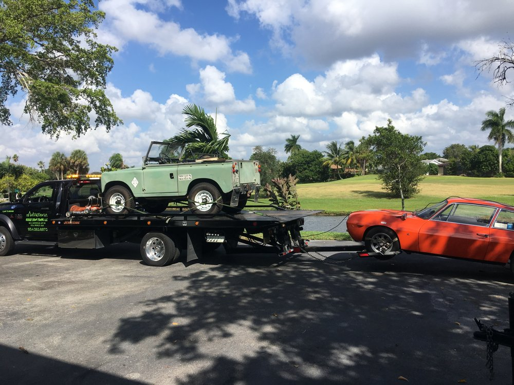 Towing business in Coconut Creek, FL