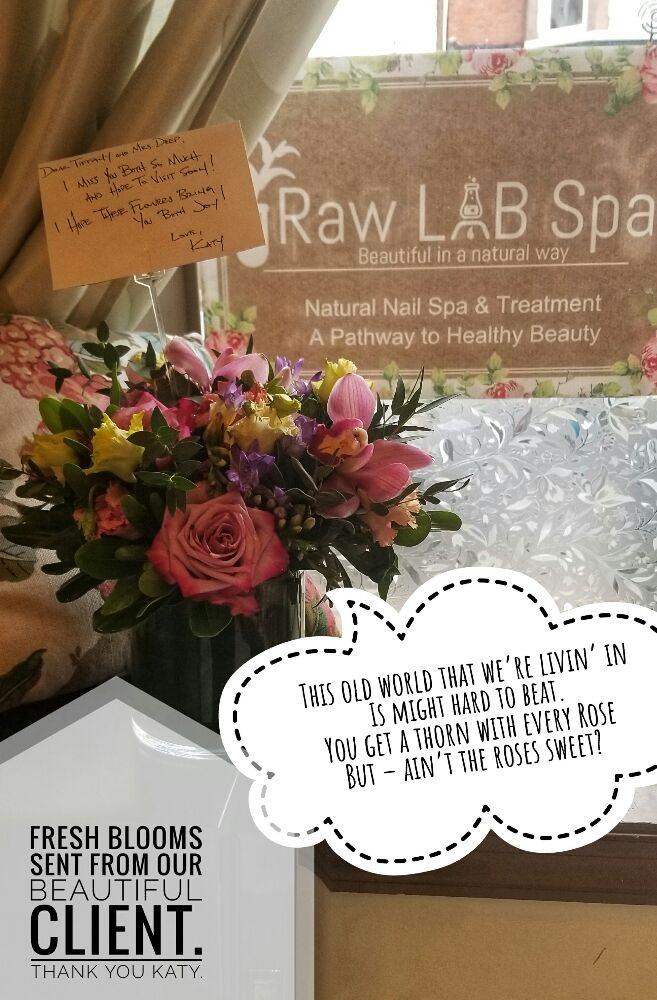 Raw Lab Spa: 264 S 10th St, Philadelphia, PA