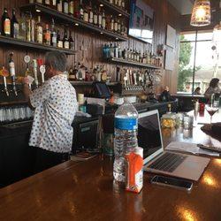 Photo Of Ridge Pizza Ne Seattle Wa United States Bar At