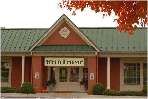 Wyld Thyme Cafe & Wine Bar