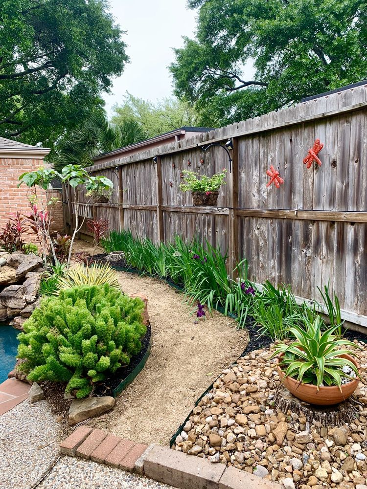 Camron's Precision Landscaping Multi Services: 1337 W 43rd St, Houston, TX