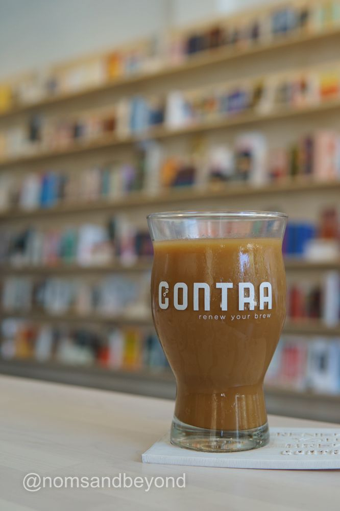 Contra Coffee & Tea