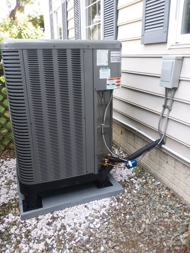 Rheem Heat Pump Installation - Yelp