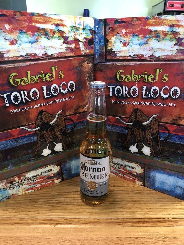 Gabriel's Toro Loco: 4351 Ky- 2565, Louisa, KY