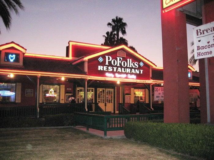Po Folks Restaurant - CLOSED - 40 Photos & 82 Reviews