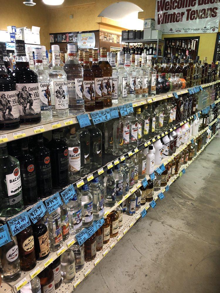 Holiday Wine & Liquor: 809 S Commerce St, Harlingen, TX