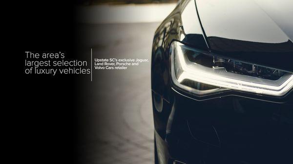 ... Jaguar Land Rover Porsche Volvo Cars Of Greenville 2668 Laurens Rd