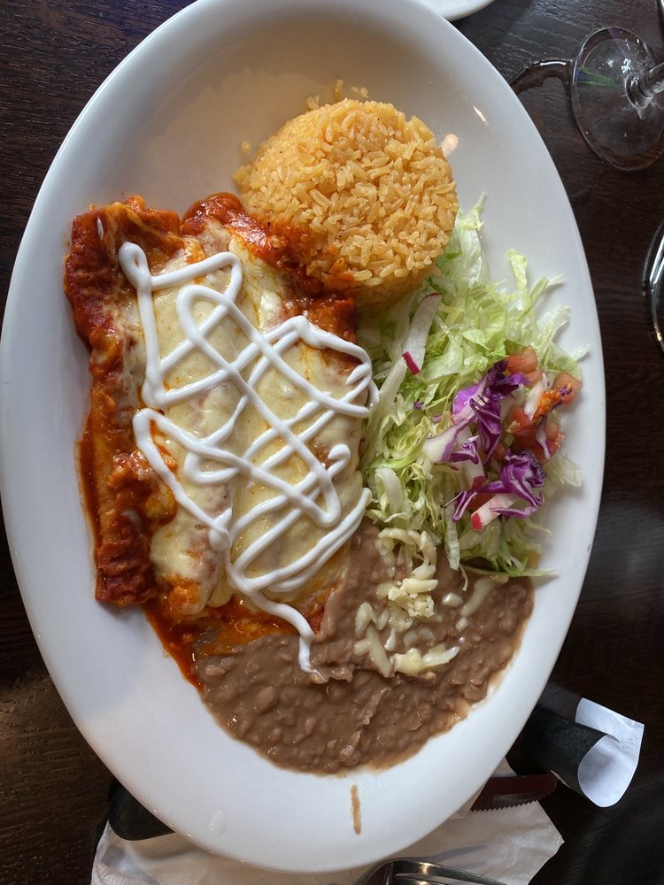 Food from Chirrion Mexican Grill