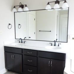 Chesapeake Bay Cabinet Company Photos Contractors - Bathroom cabinets richmond va