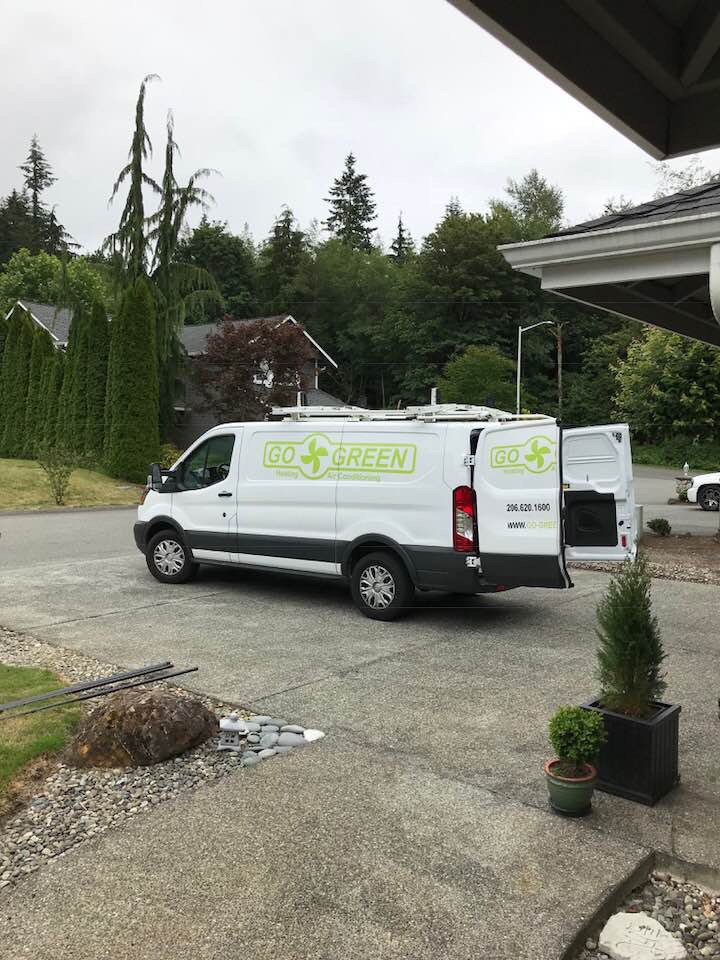 Go-Green Heating & Air Conditioning