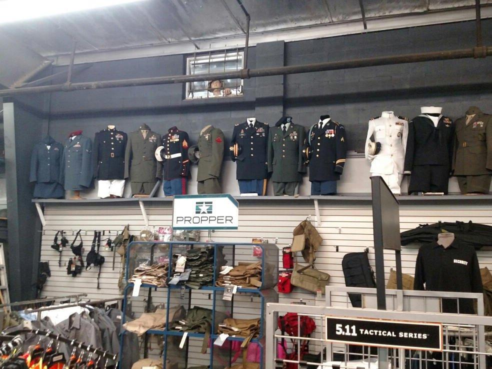 Hodge Army & Navy Stores: 507 Cobb Pkwy S, Marietta, GA