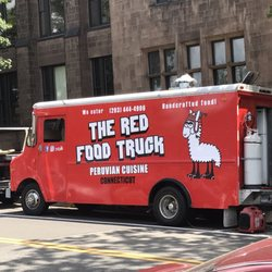 The Red Food Truck - Food Trucks - New Haven, CT ...